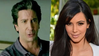 Kim Kardashian Loved David Schwimmer's Portrayal Of Her Dad, 'Juices' And All