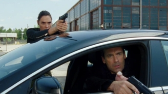 This Week's Coming Attractions: Jon Hamm And Gal Gadot Are Sexy Spies In 'Keeping Up With The Joneses'