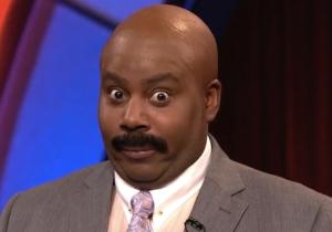 Kenan Thompson's Spot-On Steve Harvey Impression Makes it to 'Maya and Marty'