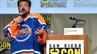 Kevin Smith Wants Edgar Wright And Quentin Tarantino For 'Buckaroo Banzai'