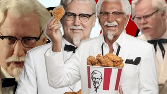 The World Needs One Of These Fine Choices To Serve As KFC's Next Colonel