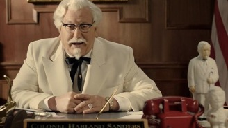 Darrell Hammond Sounds Really Bummed That He's No Longer Playing KFC's Colonel Sanders