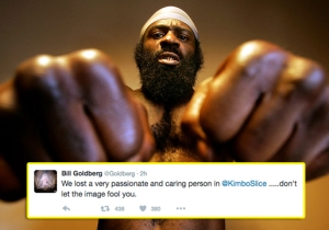 The Fighting Community Reacts To The Shocking Death Of Kimbo Slice