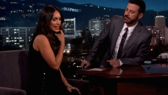 Jimmy Kimmel Pulls No Punches In His Response To Those Who Felt He Got Too Personal With Megan Fox