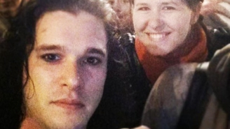 Kit Harington Shaved His Jon Snow Beard And People Are Freaking The Hell Out
