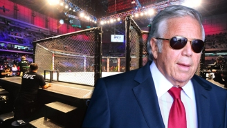 The Leading Group Of Bidders To Purchase The UFC Includes Patriots Owner Robert Kraft