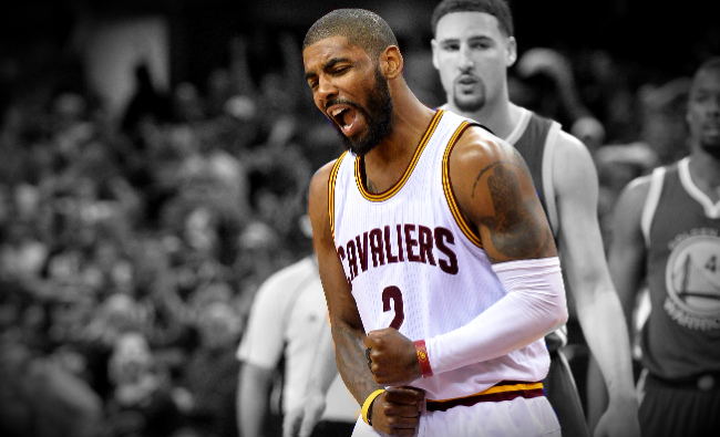 Kyrie Irving Unlocked Uncle Drew To Help The Cavs Win Game 3Kyrie Irving Sage