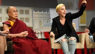 Lady Gaga May Be Banned From China After Meeting With Dalai Lama