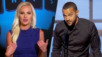 Tomi Lahren Tries And Fails To Dismiss Jesse Williams In A Pair Of Anti-BET Rants
