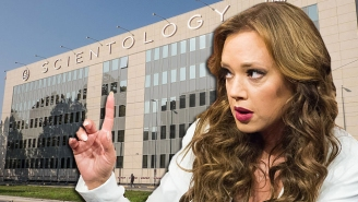 Leah Remini Defends Paul Haggis, Suggests That Sexual Misconduct Allegations Are A Scientology Plot To Smear Him