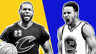 If You Started An NBA Franchise Tomorrow, Who Do You Choose? LeBron Or Steph?