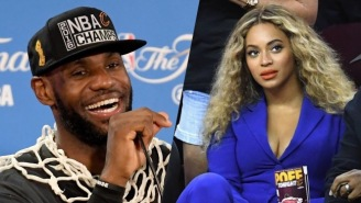 LeBron James Outs Himself As A Member Of Beyonce's BeyHive After His NBA Finals Victory