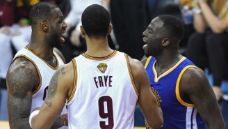 Now Even Klay Thompson's Dad Is Questioning LeBron James' Toughness