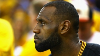 Former Player Antonio Davis Thinks LeBron Is A 'B***h' For Complaining About Not Getting Calls