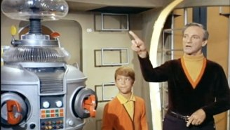 Sci-Fi Classic 'Lost In Space' Is Getting The Netflix Reboot Treatment