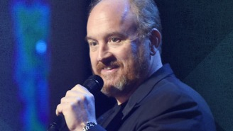 Louis C.K. Keeps Finding Ways To Get Better On Stage