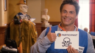 Rob Lowe Will Be The Next Celebrity To Get Roasted By Comedy Central