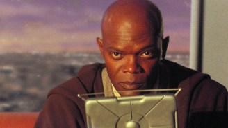 Samuel L. Jackson Says Mace Windu's Alive, And George Lucas Agrees