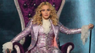 Madonna Is Supposedly Attending The BET Awards Even After They Shaded Her Prince Tribute