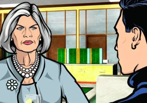 Why You Should Be Happy Malory Archer Isn't Your Mom