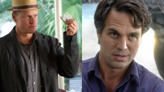 Woody Harrelson made Mark Ruffalo see green