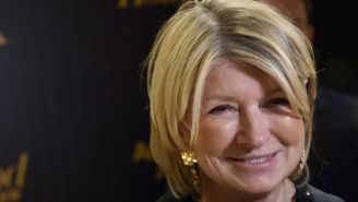 Martha Stewart Isn't A Big Fan Of  'Orange Is The New Black' For Obvious Reasons