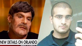 A Man Claiming To Be The Orlando Shooter's Ex-Lover Believes The Massacre Was 'Revenge'