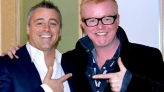 Matt LeBlanc Is Threatening To Quit 'Top Gear' If Chris Evans Isn't Fired