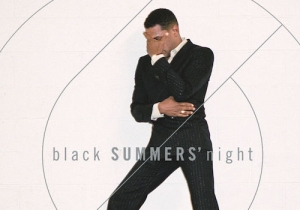 Maxwell's 'BlackSUMMERS'night' Is Streaming At Your Local Starbucks Right Damn Now