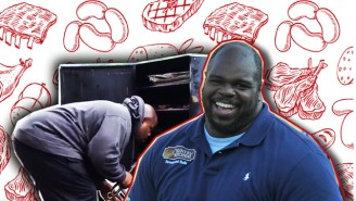 'I Like The Gristle': Vince Wilfork On Why His All-Day Cookouts Are So Important To Him