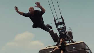 Jason Statham Takes Ass Kicking To Ridiculous New Heights In The 'Mechanic: Resurrection' Trailer
