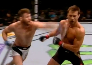 Michael Bisping Just Knocked Out Luke Rockhold In One Of The Biggest Upsets Of All Time
