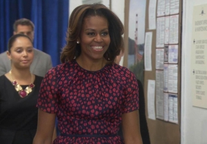 Does First Lady Michelle Obama Have a Netflix 'Gilmore Girls' Cameo?