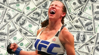 Superstar Gambler 'Vegas Dave' Is Making A Historic Bet On Miesha Tate At UFC 200
