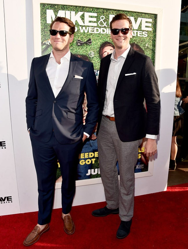 """Premiere Of 20th Century Fox's """"Mike And Dave Need Wedding Dates"""" - Arrivals"""