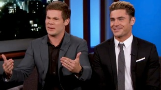 Zac Efron And Adam Devine Met The Real 'Mike And Dave' And They Were 'Awesome'