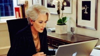 Meryl Streep Finally Reveals The Men Who Inspired Her Character In 'The Devil Wears Prada'
