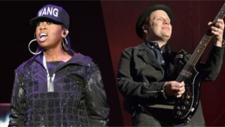 Missy Elliott And Fall Out Boy Take On The Iconic 'Ghostbusters' Theme Song