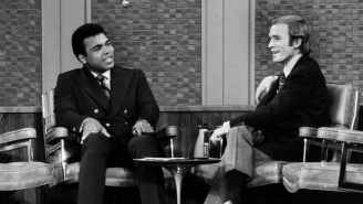 Dick Cavett Shares A Number Of Outstanding Stories About Muhammad Ali