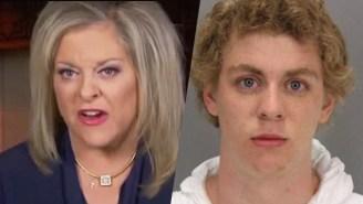 Nancy Grace Rants Over The Stanford Rapist's Lenient Sentence