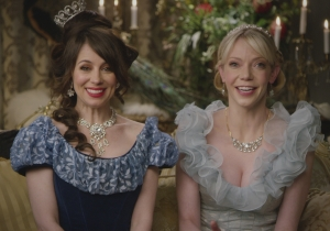 Just Like Their 'Another Period' Characters, Riki Lindhome And Natasha Leggero Don't Like To Be Uncomfortable