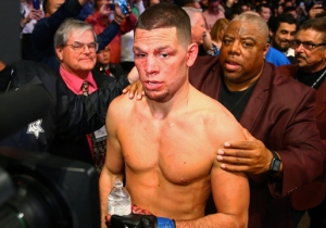 Nate Diaz Was Reportedly In A Brawl With Clay Guida's Brother At UFC 199