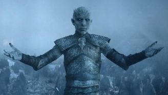 The 'Game Of Thrones' Season 7 Key Art Teases The Rise Of The Night King