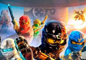 'The LEGO Ninjago Movie' puts together a pretty kick-a** cast