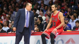 Minnesota Reportedly Has No Plans For Joakim Noah To Complete The Timberbulls If He's Available
