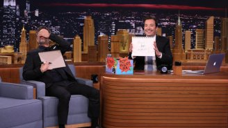 Jimmy Fallon and Mark Ruffalo are Best Friends Forever