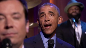 President Obama Slow Jammed The News With Jimmy Fallon