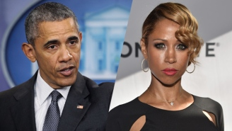 Stacey Dash Finds A Way To Blame The Orlando Shooting On President Obama