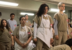 What's On Tonight: It's Back Behind Bars For 'OITNB' Season 4