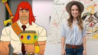 Olivia Wilde Set To Play Her Fiancee Jason Sudeikis' Ex On 'Son Of Zorn'